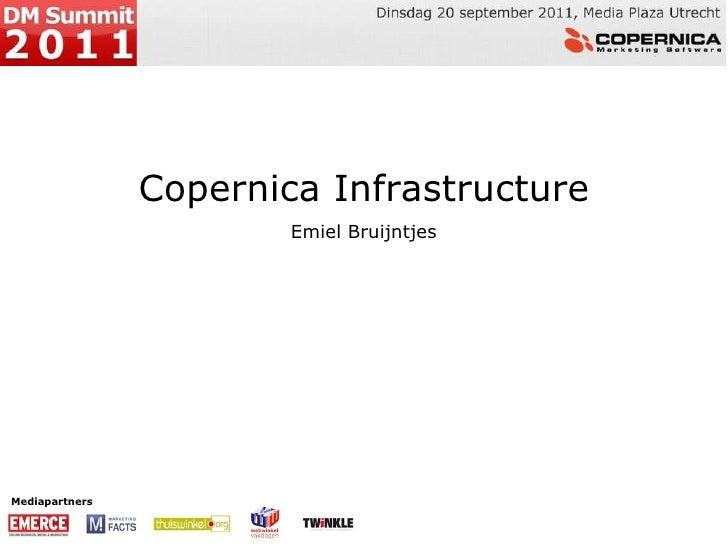 Hosting & dataveiligheid van Copernica Marketing Software