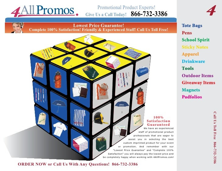 Promotional Product Experts!                                                Give Us a Call Today!                         ...