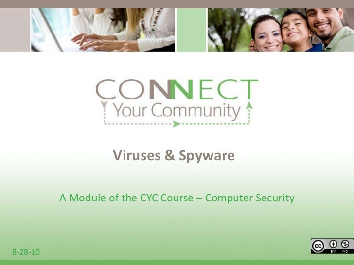 4 a module virus and spyware