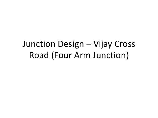 M.Plan Sem1 (Studio 2) Junction design Dessign