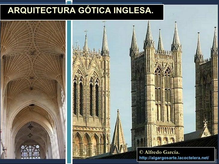 Arquitectura gótica inglesa