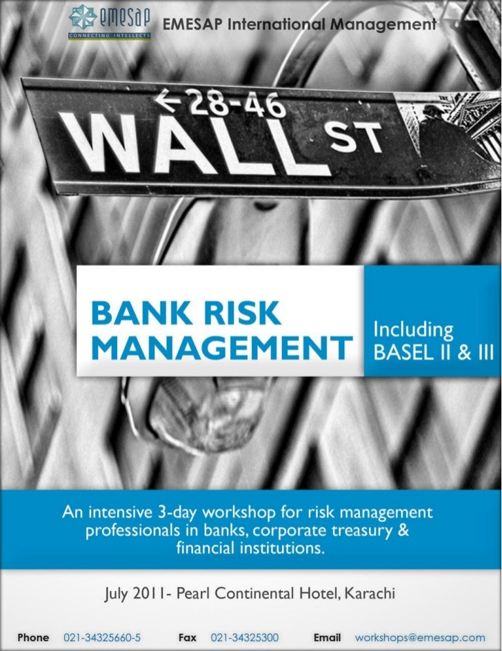 4  Bank Risk Management