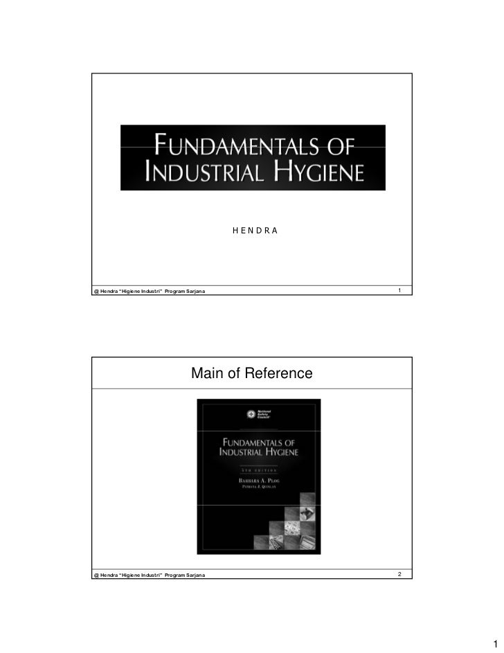 4 basicprinciple higieneindustri