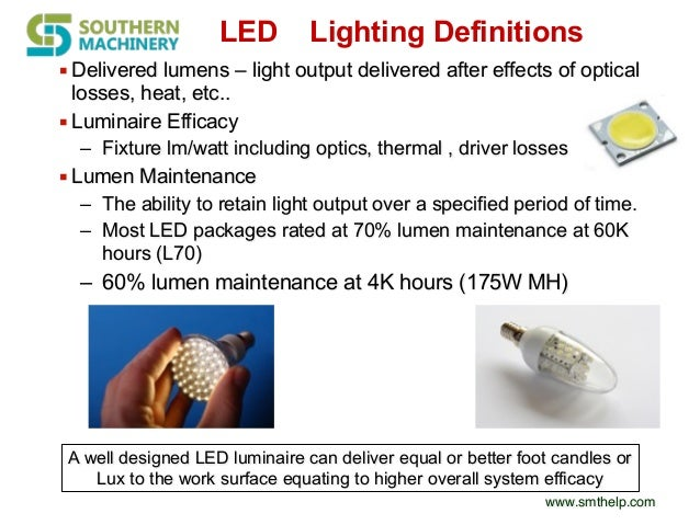 4 benefits for led lighting