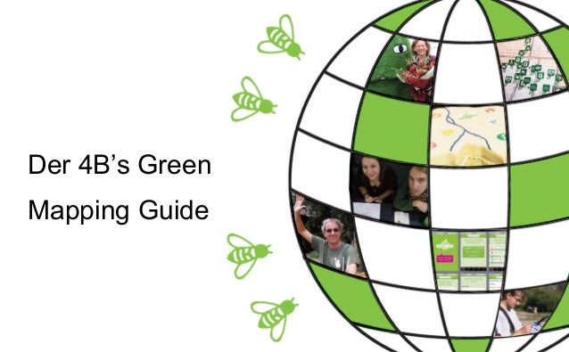 Der 4B's Green Mapping Guide