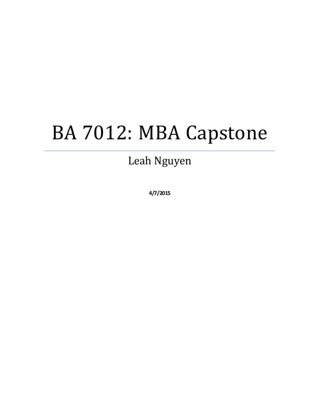 capstone mba healthcare management Master of healthcare management online mha - master's in health administration the online mha is a specialized degree program designed to explore how the healthcare industry is managed across multiple disciplines, such as government, law, marketing, business, accounting, ethics and information systems.
