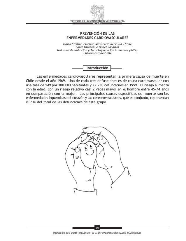 Prevención de las Enfermedades Cardiovasculares.                                  PREVENCIÓN DE LAS                       ...