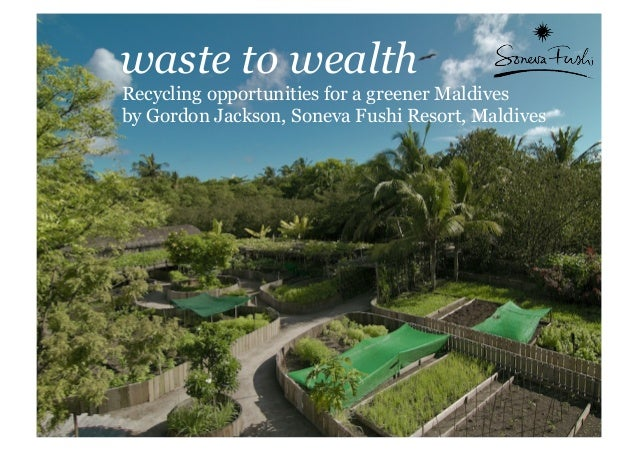 4c call webinar series for the long run waste to wealth for Waste to wealth ideas