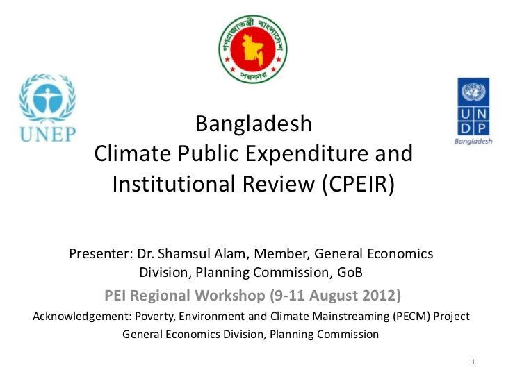 Climate finance and development  bangladesh