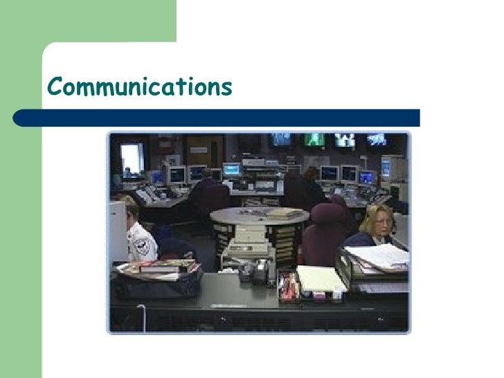 4)Communications