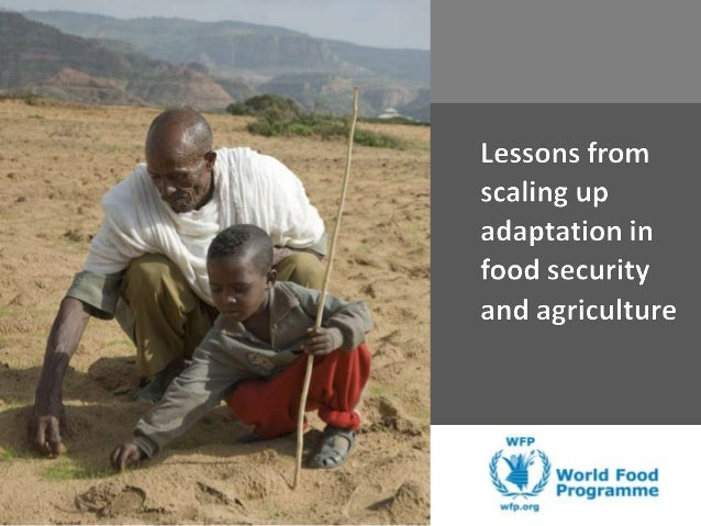 Climate risk is a significant challenge for food security – it is projected that by 2050, 10-20% more people could be at r...