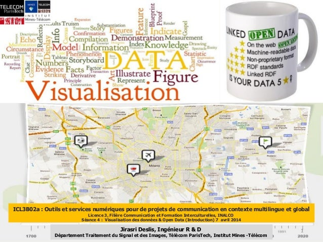 Visualisation des données et Open data (Introduction)