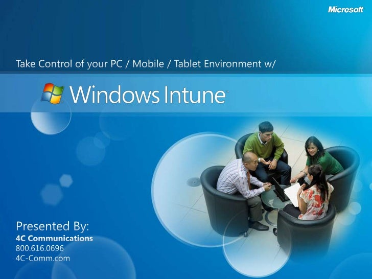 Endpoint Management with Windows Intune