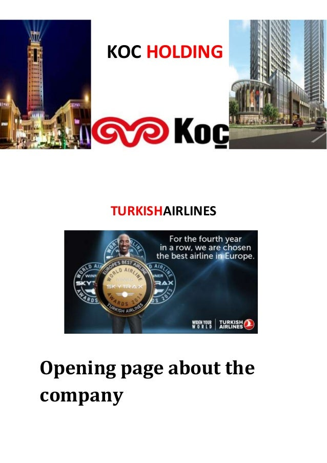 koç holding companies Koc holding as : company profile, business summary, shareholders, managers, financial ratings, industry, sector and market information | istanbul stock exchange: kchol | istanbul stock exchange koc holding as : company profile, business summary, shareholders, managers, financial ratings.