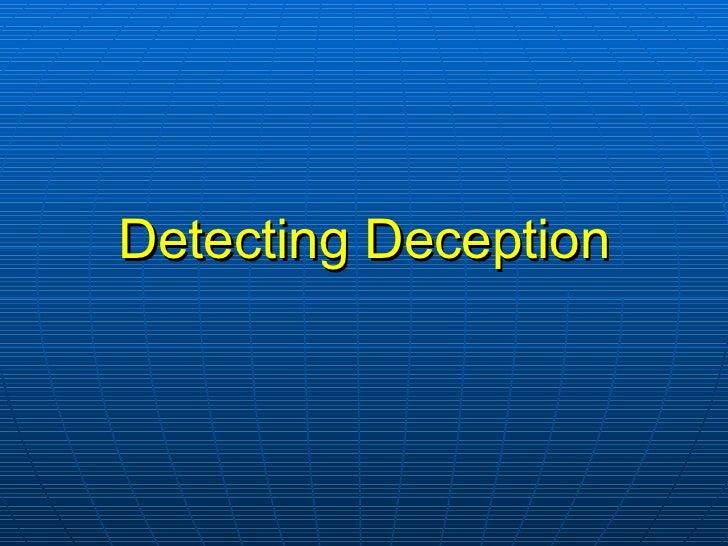 4 deception new