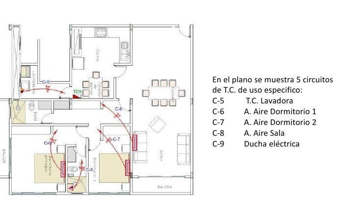 4 dise o de instalaciones de una vivienda for Como instalar una terma electrica