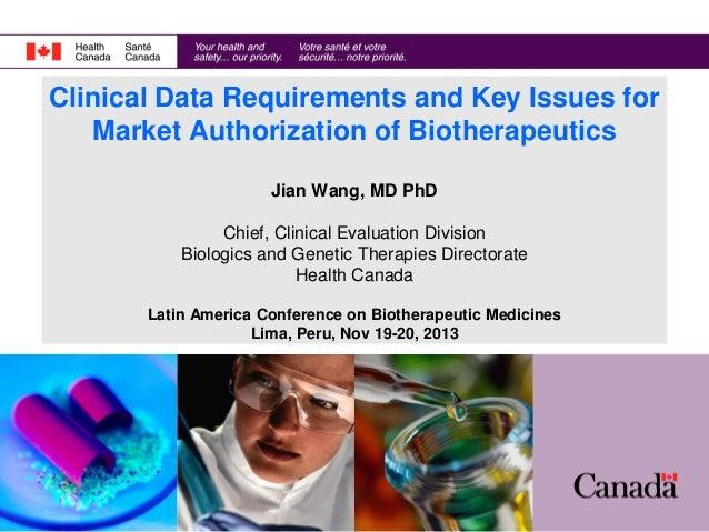 4 Dr Jian Wang   Health Canada