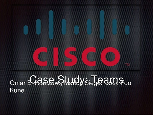 cisco case study analysis Transcript of case analysis - cisco systems, inc: implementing erp a case study analysis presented by j lakatos the climbing tour of cisco's information.