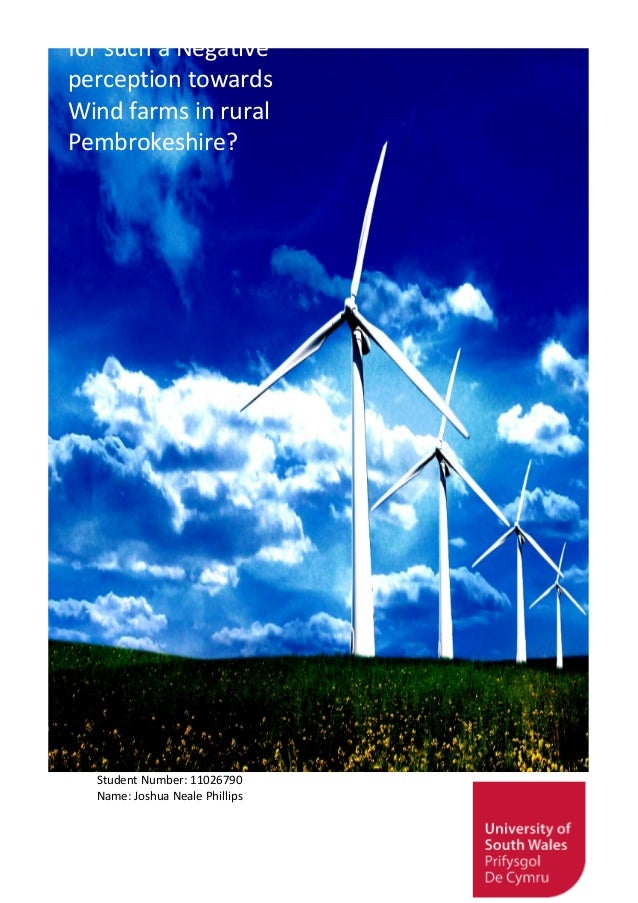 Wind Power Wind Farms and&nbspThesis