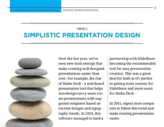 Presentation Design Trends Presentation Design Trend