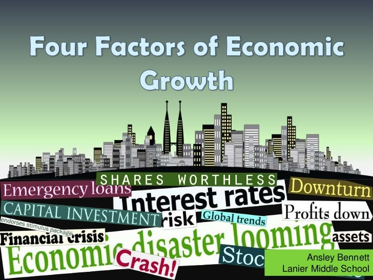 the important roles of the influencing factors on the nature of business The economic environment in which a business operates has a great influence upon it in this lesson, you'll learn about the economic environment in business, including its various factors.