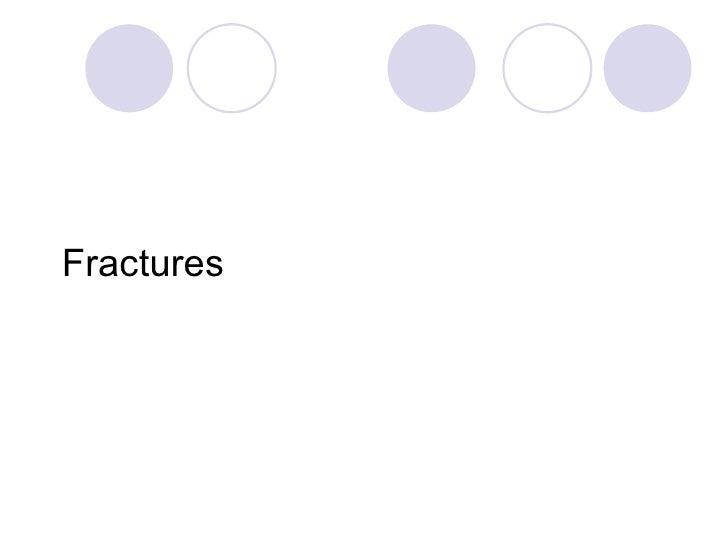 4 Fractures 2010