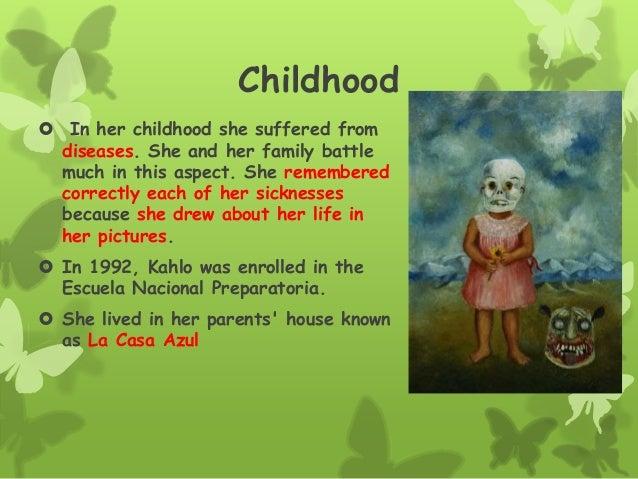 Frida kahlo short biography