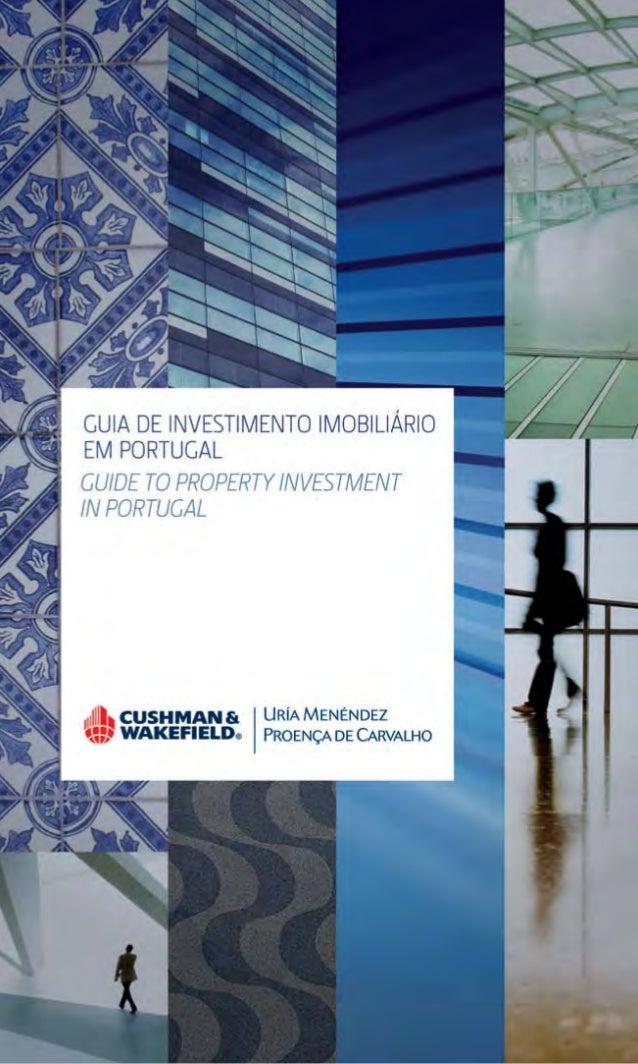 ÍNDICE CAPÍTULO I Formas de Investimento em Imóveis 1. AQUISIÇÃO DIRECTA (ASSET DEAL) 1.1.  Propriedade em Portugal 1.2....