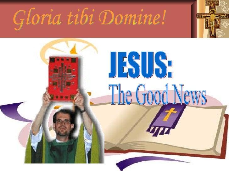4 jesus good news