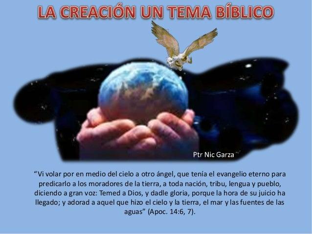 """""""Vi volar por en medio del cielo a otro ángel, que tenía el evangelio eterno para  predicarlo a los moradores de la tierra..."""