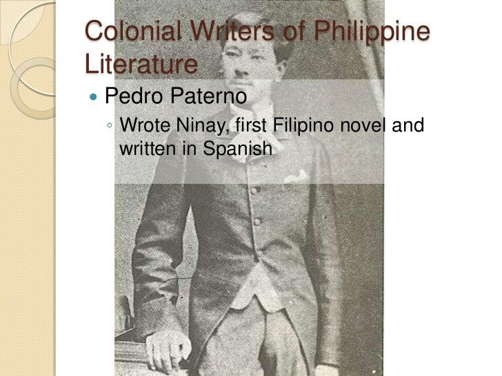 pedro paterno proponent of Pedro alejandro paterno y de vera-ignacio, also spelled pedro alejandro  paterno y debera ignacio(february 17, 1857 - april 26, 1911) was a filipino.