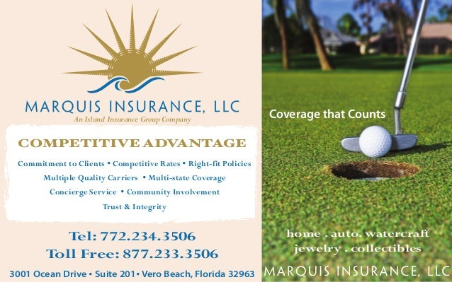An Island Insurance Group Company                  Coverage that Counts COMPETITIVE ADVANTAGE Commitment to Clients  Comp...