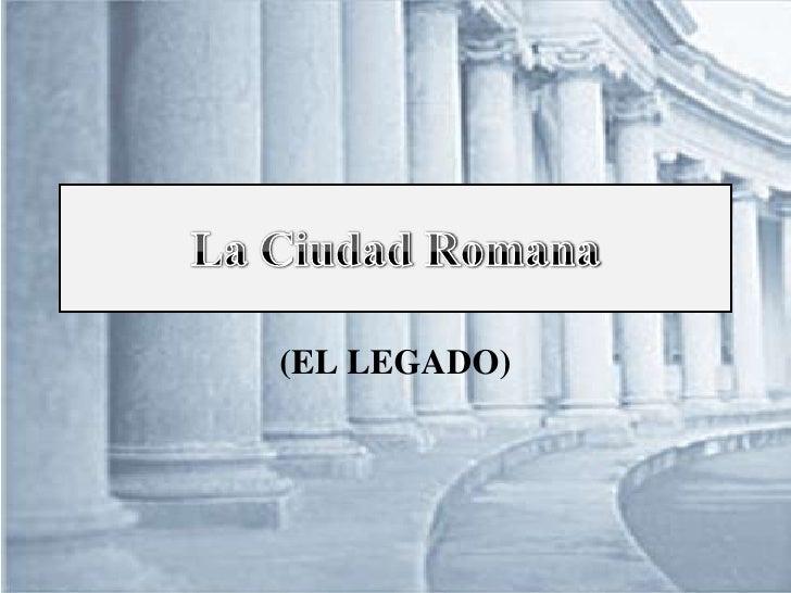 (EL LEGADO)