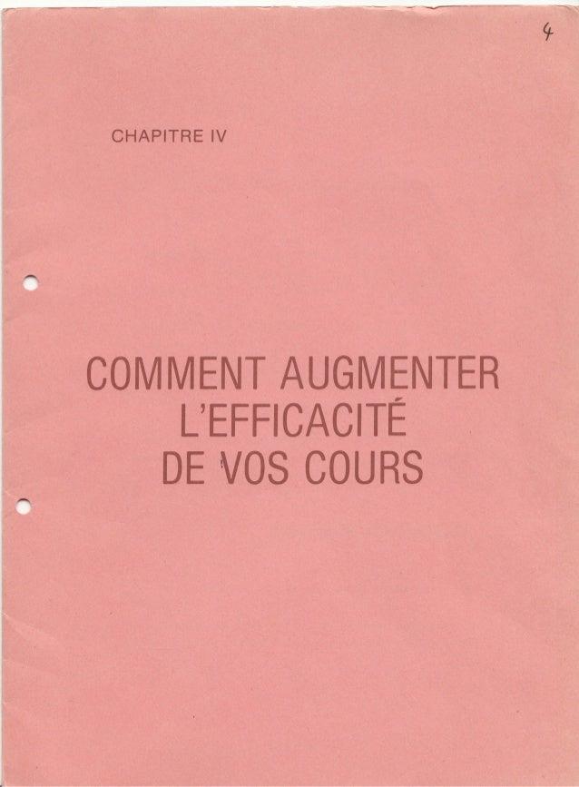4 methode cerep_comment_augmenter_l_efficacite_de_vos_cours