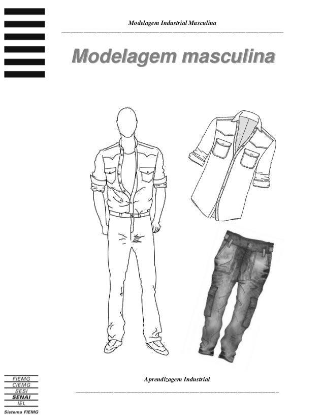 Modelagem Industrial Masculina ______________________________________________________________________ Aprendizagem Industr...