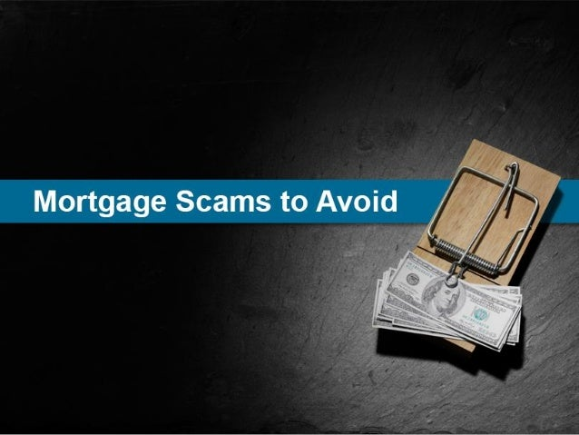 4 Mortgage Scams to Avoid | New American Funding
