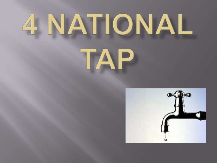 4 National Tap<br />