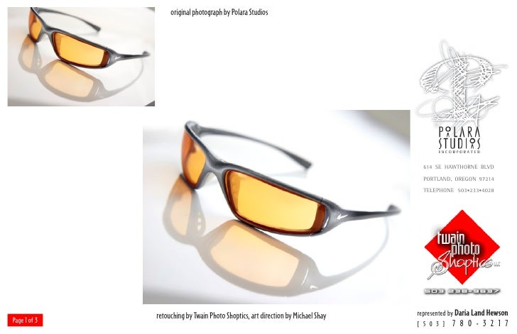 4)Nike Sunglasses   3 Pages
