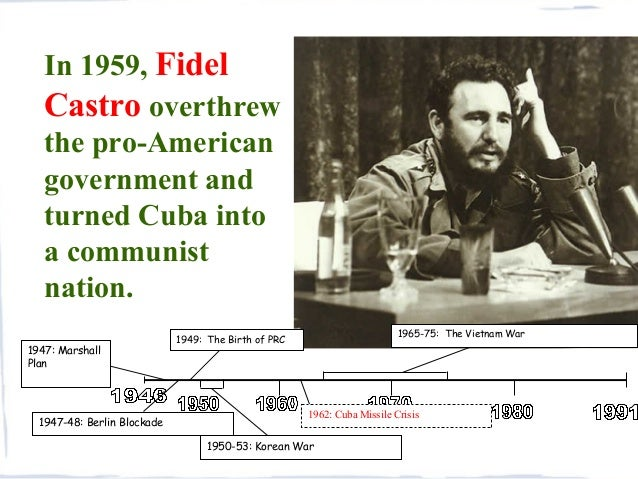 cuban missile research papers