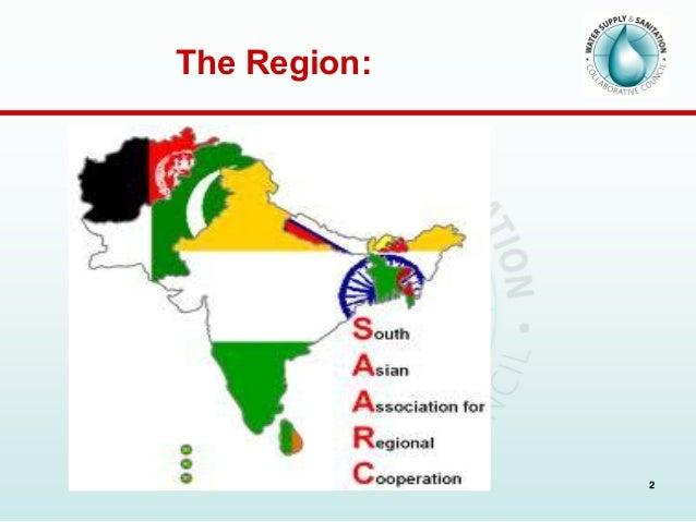 The Region:              2