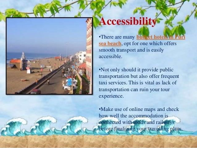 Budget Hotels At Puri Near Sea Beach