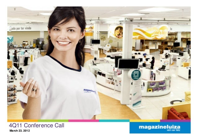 4Q11 Conference CallMarch 23. 2012
