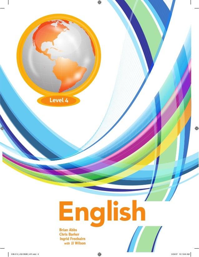 Levels English Level 4 English