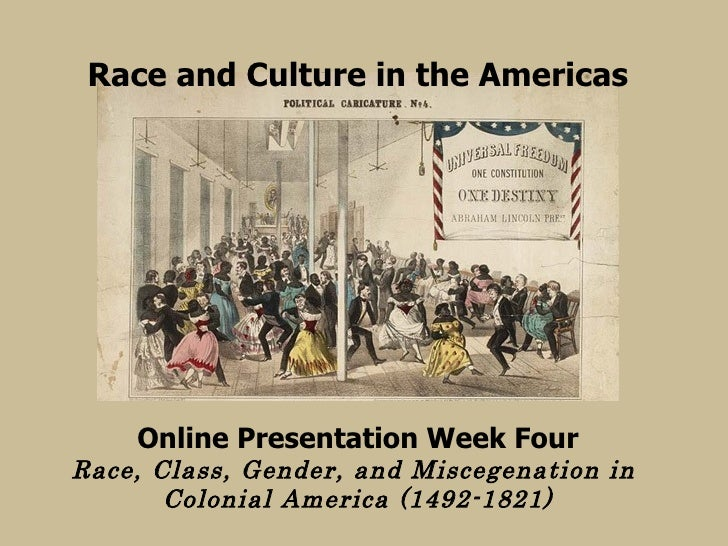 a paper on cultures in colonial america Colonial america: colonial culture provides information about everyday life in the colonies.
