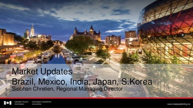 RVC 2013, Market Updates: Brazil, Mexico, India, Japan, South Korea