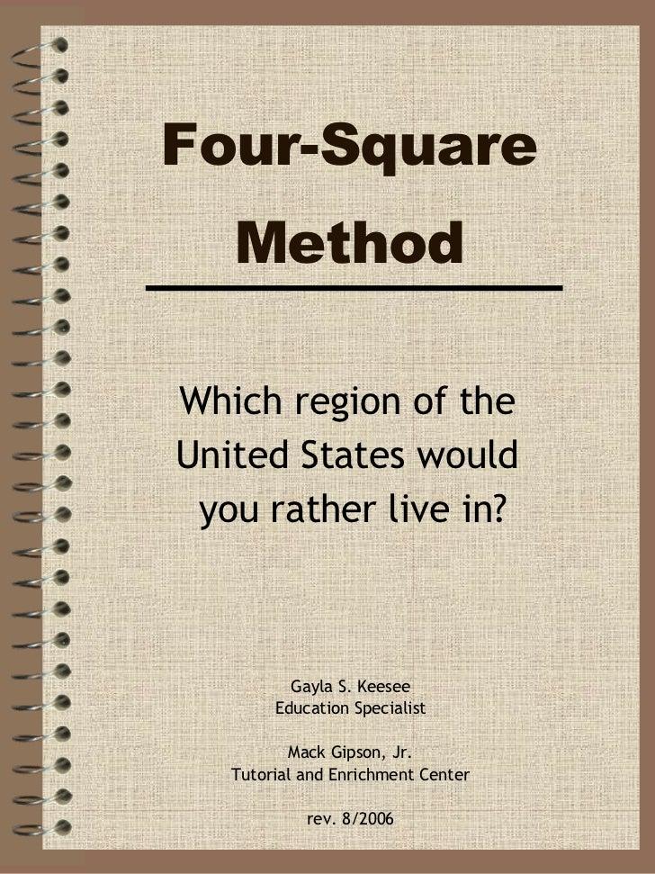 4 Square South