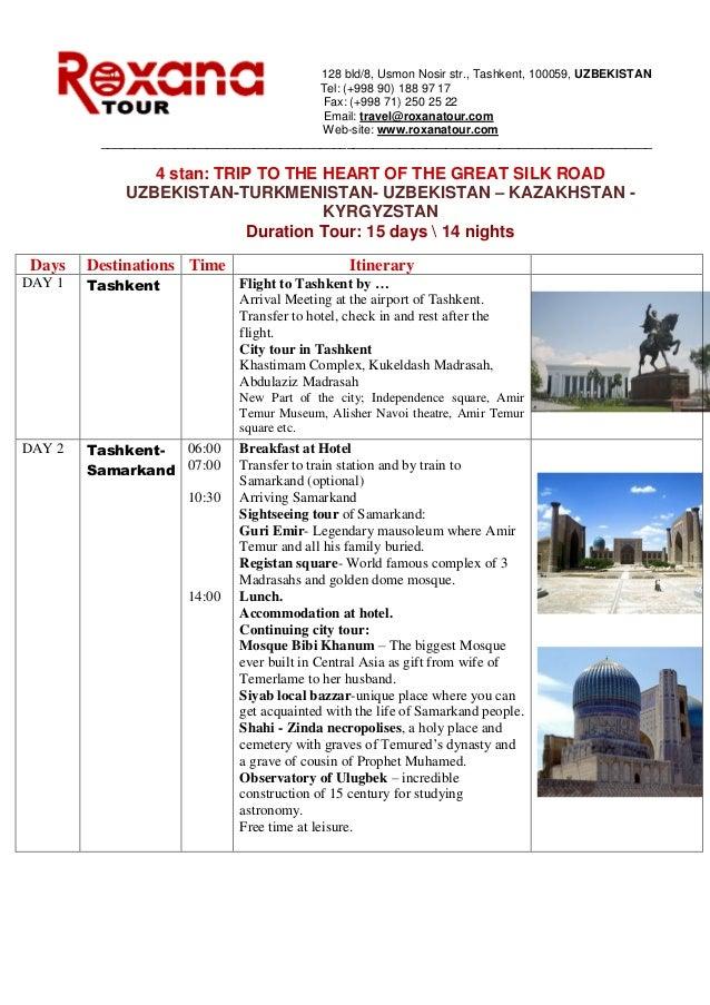 0                               128 bld/8, Usmon Nosir str., Tashkent, 100059, UZBEKISTAN                                 ...
