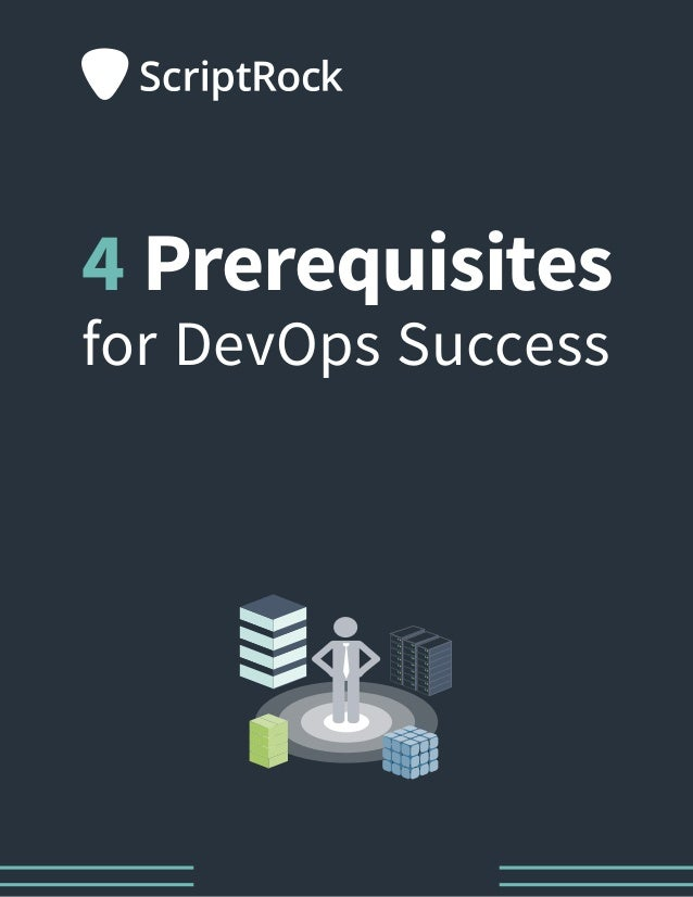 4 Prerequisites for DevOps Success