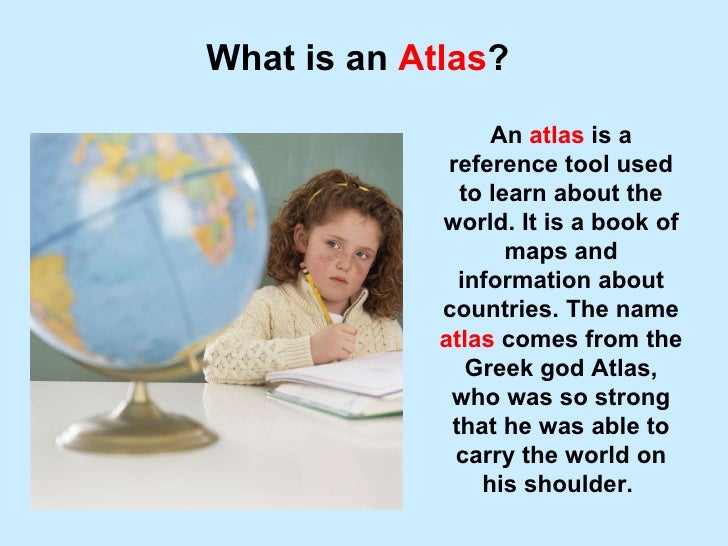 4th Atlas & Maps 2