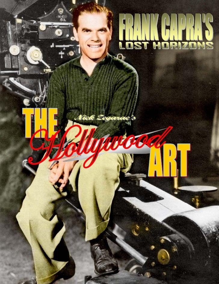 4) The Hollywood Art   Frank Capras Lost Horizon